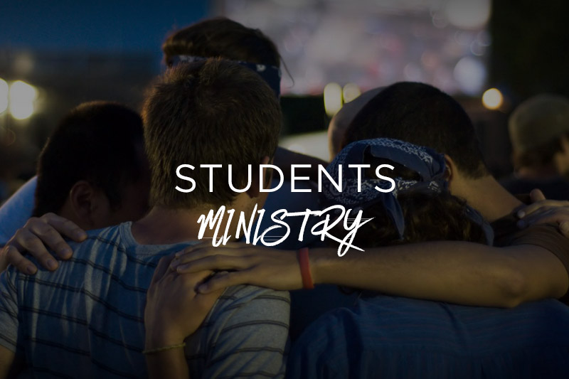 Students Ministry